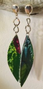 Earrings Long Sheena Mathieson Woman Made Gallery