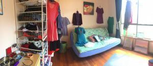 Our Clothing Take Away starts taking shape